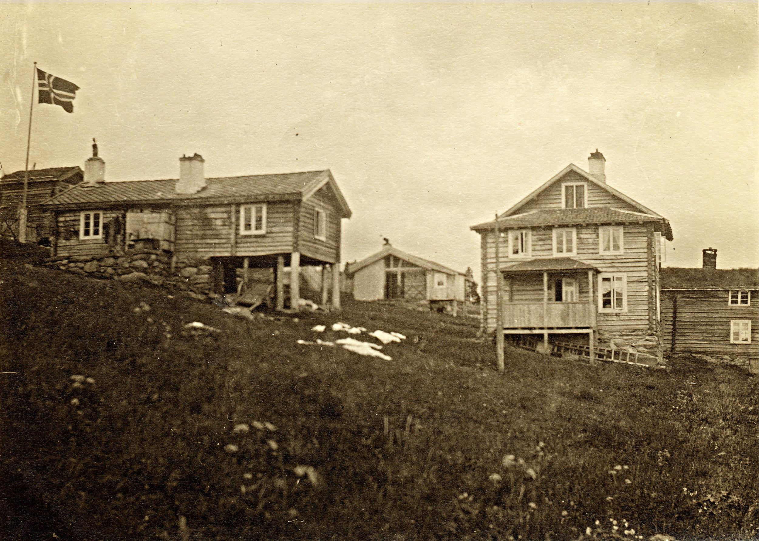 Dalseter around year 1910