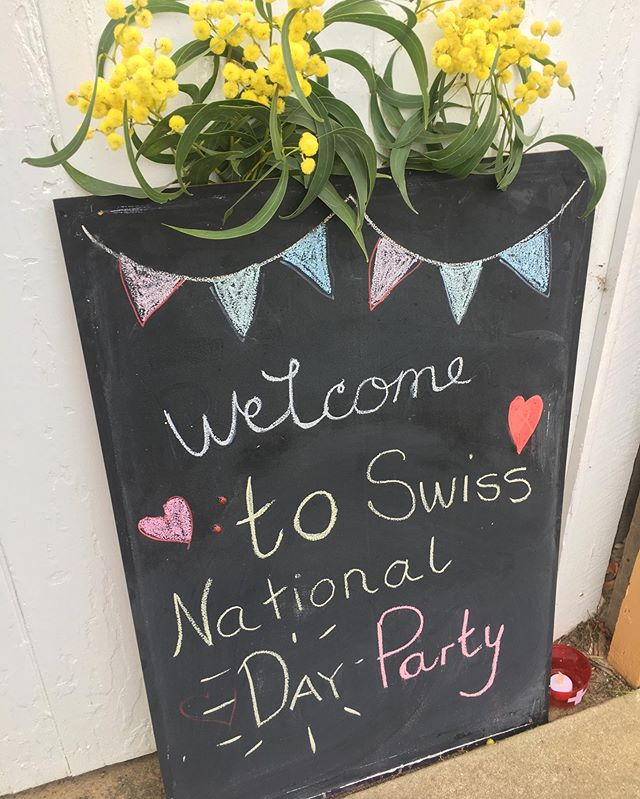 Wow what a night! Thank you to everyone who took part in our special Swiss National Day Celebration.  It was a truly touching night, lots of laughing, new faces and genuine happiness from taking time out of our busy lives to relax and enjoy the comfort of Swiss food and traditions. Nothing felt too rushed and the games certainly got everyone involved.  Huge thanks to everyone on the committee for your outstanding help. 🙌🏼 high fives to our impromptu raclette chefs Josh and Simon and our BBQ master Paul.  Thank you Patrick for your formal address and taking time out of your busy schedule, we're honoured to have the consulate involved.  We'll share a few photos of the night in the coming days but if you took your own, we'd love you to share them with the group. #swissclubsa