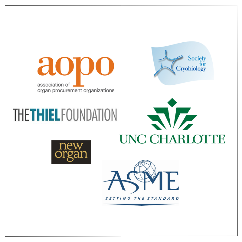Learn about our partners and our activities to advance organ and tissue preservation