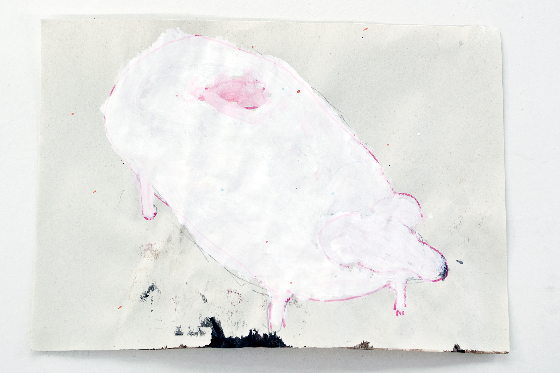 <p>Colliding Beam – Barbara Müller (detail)</p>