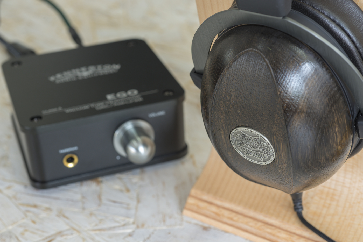 Kennerton Magister Headphones and EGO DAC & Headphone Amplifier