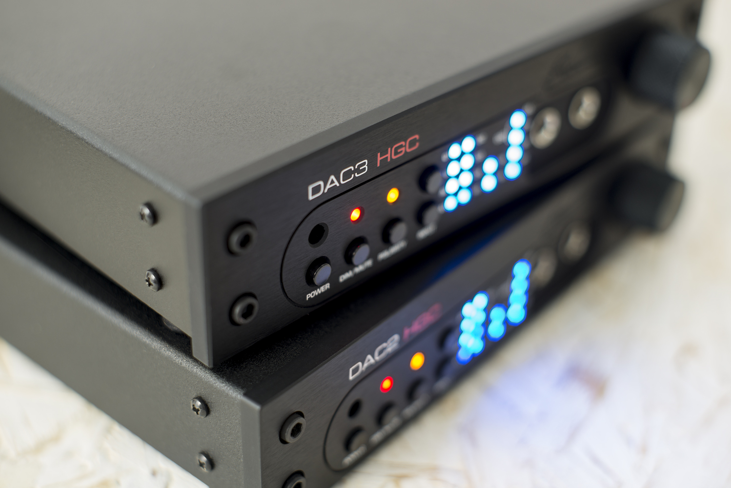 Benchmark DA3 & DAC2 HGC Digital to Analogue Converter