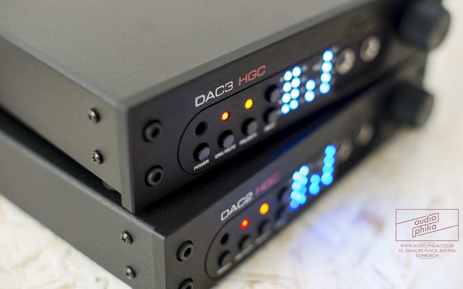 Benchmark DAC2 & DAC3 HGC Digital to Analogue Converter