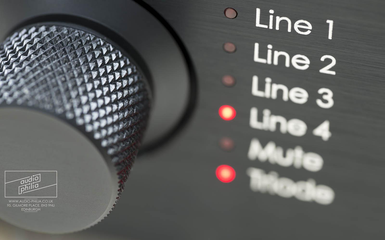 Ayon Audio Scorpio III Amplifier Input Selector