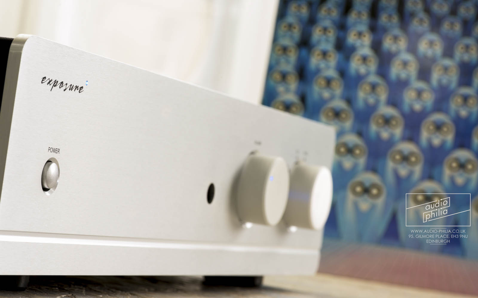 Exposure 3010S2-D Integrated Amplifier + Optional Phono Stage