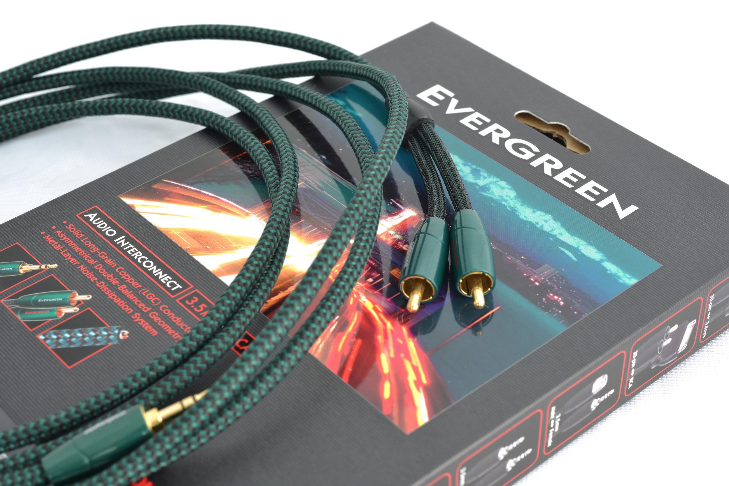 Evergreen Audio Interconnect
