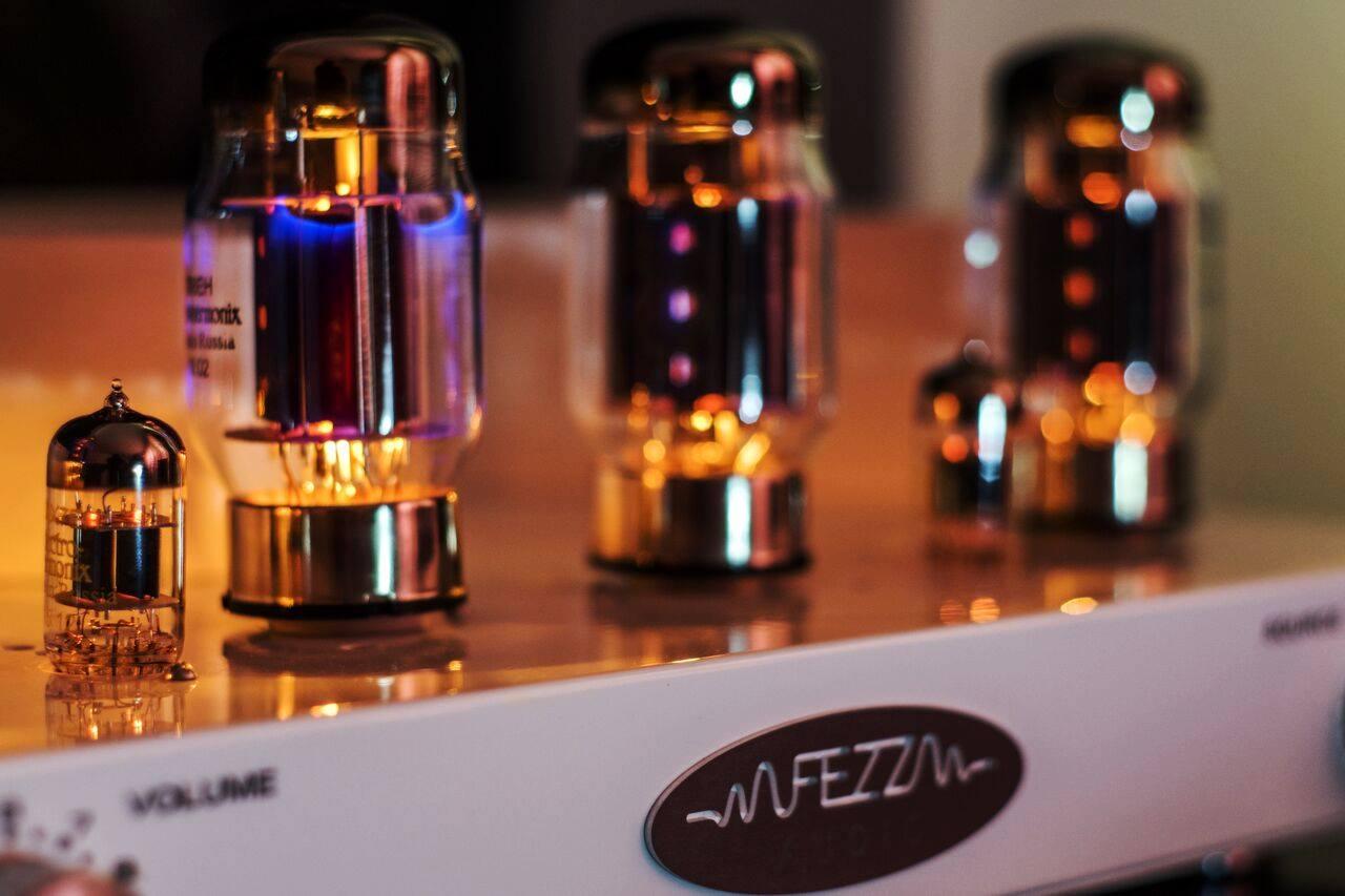 Titania Tube Amplifier - £2000