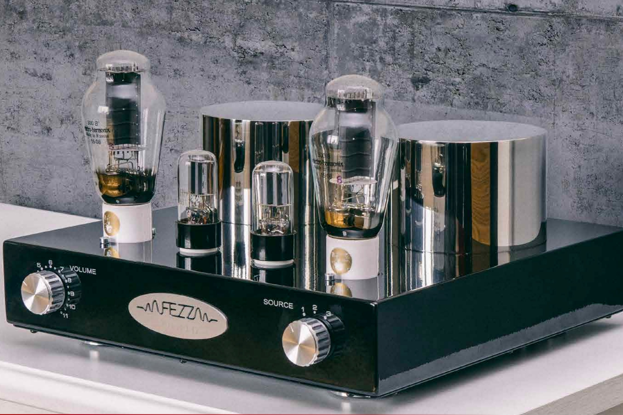 Mira Ceti SE-Tube Amplifier
