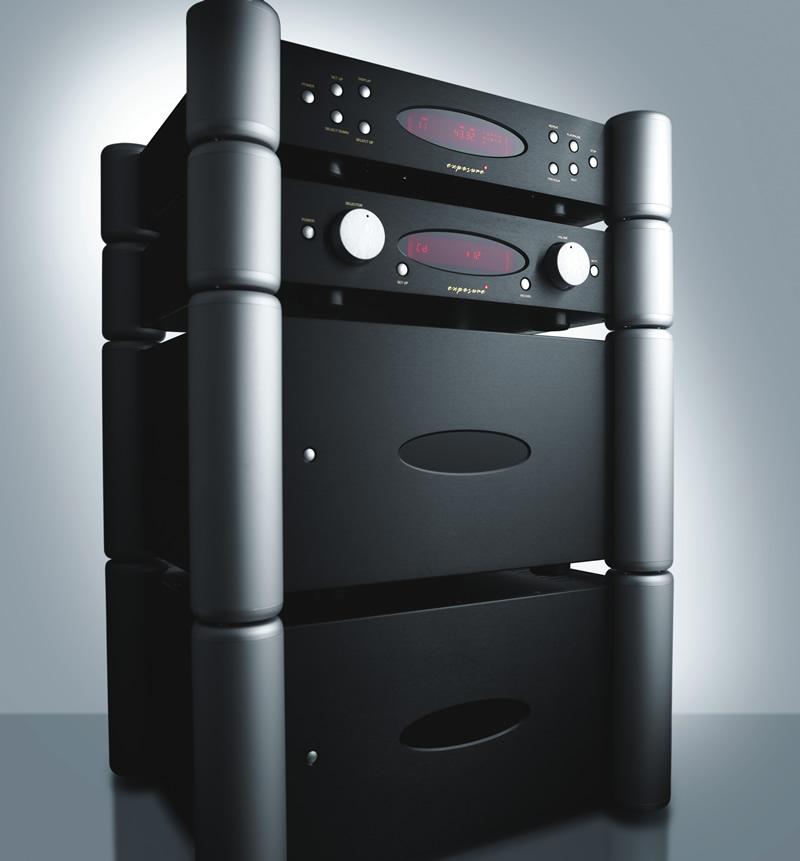MCX Series - CD Player £4,500, Pre-Amplifier £4,500, Power Amplifier £10,000 (pair)