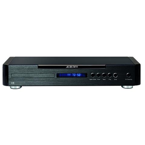 C8 CD Player