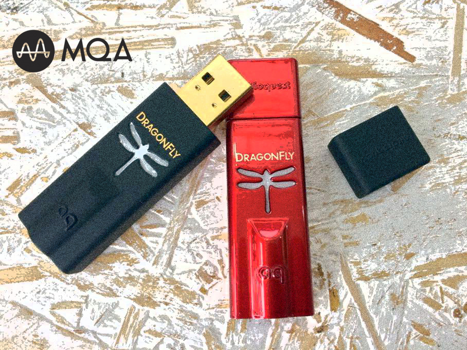 DragonFly Red DAC - £169