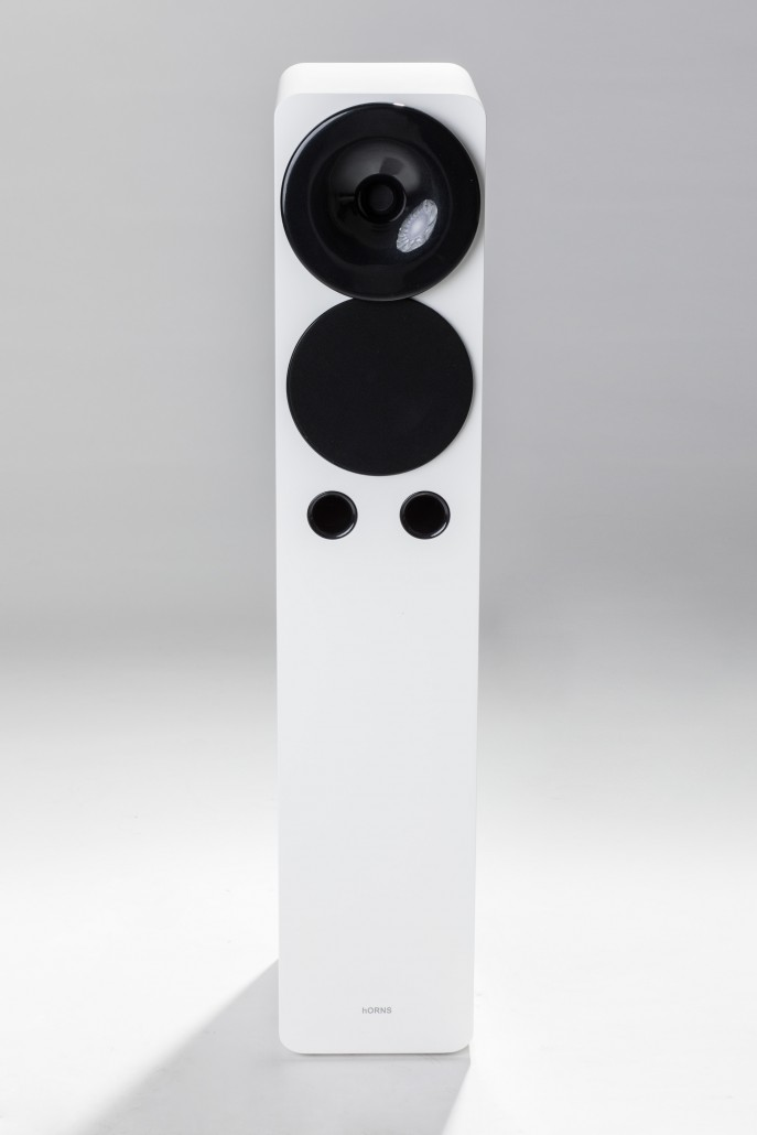 Aria I Speakers by hORNS