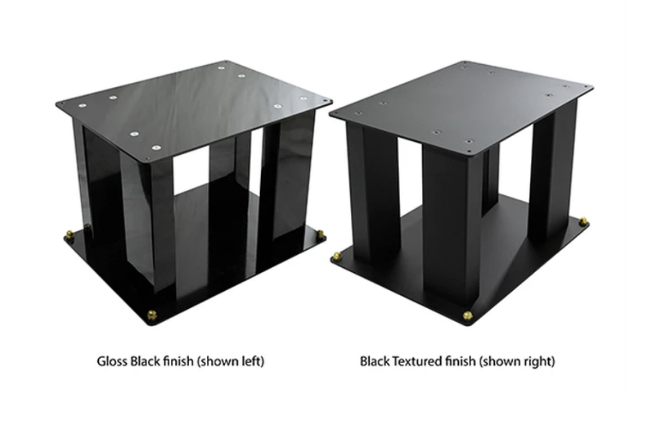 AN-E Speaker Stands in Black