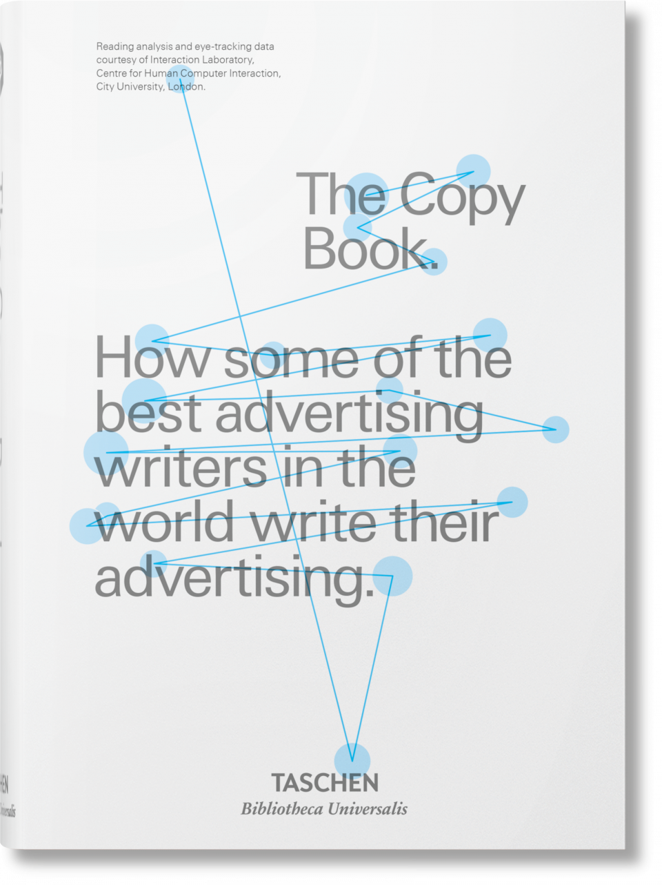 Writing:  The Copy Book – contribution to the 2018 edition