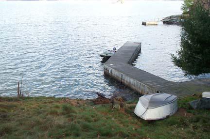 Dock (before)
