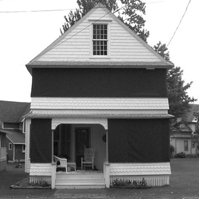 North Elevation (before)