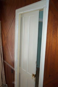 Pocket Door (after)
