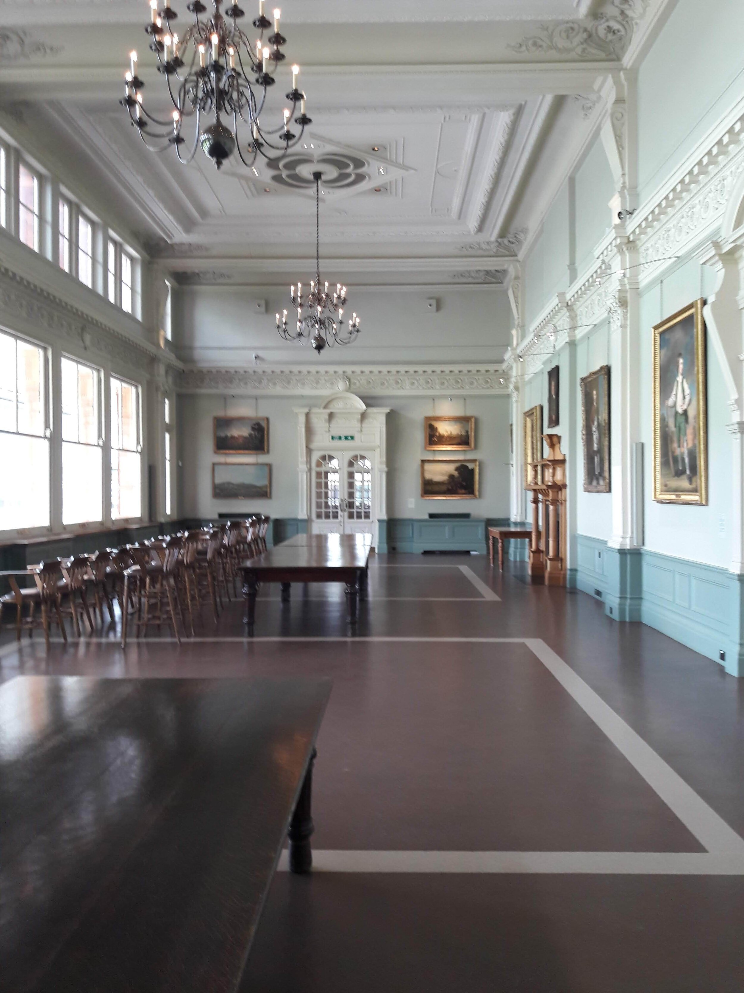 The Long Gallery, Lord's Cricket Ground