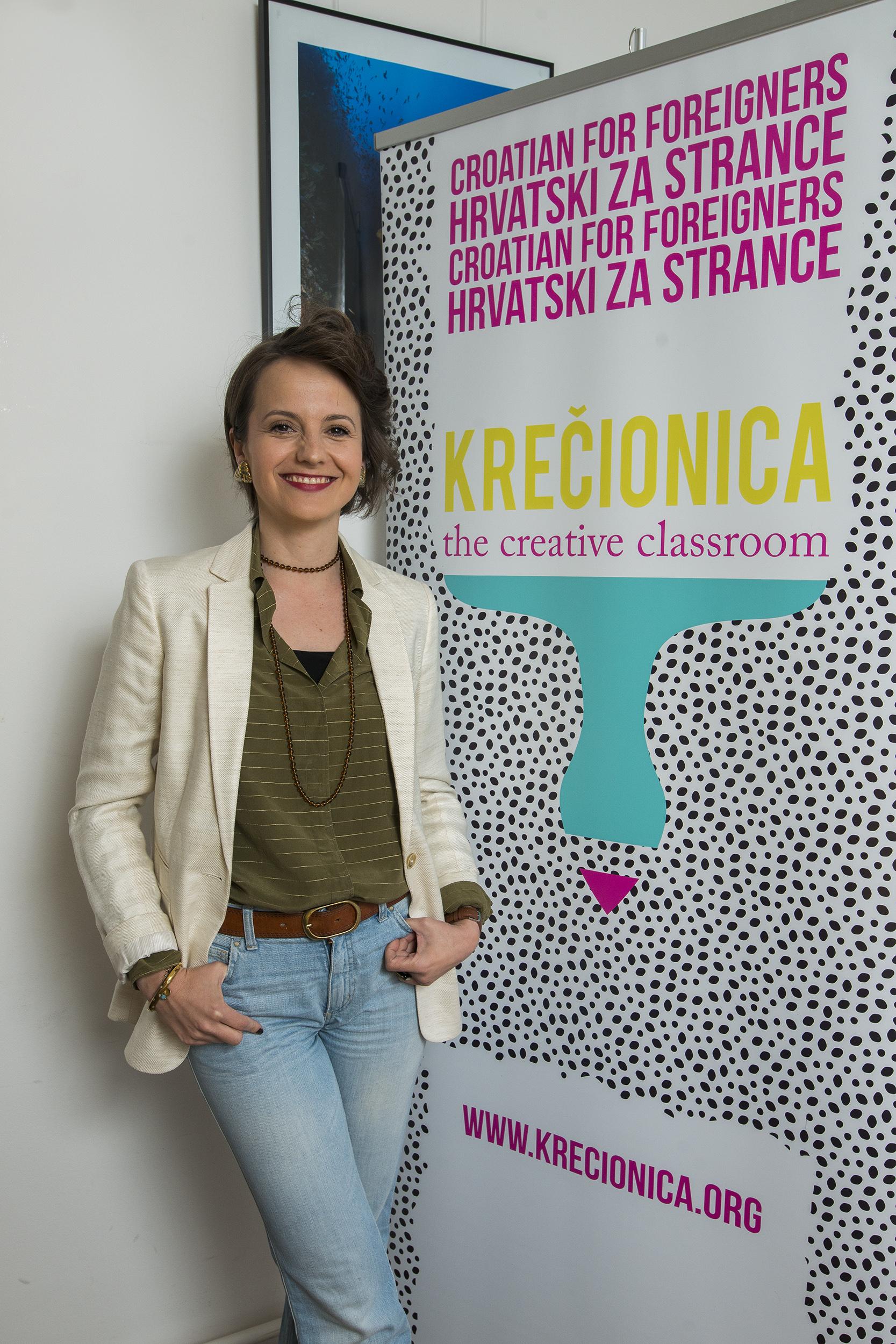 Krečionica - our teachers