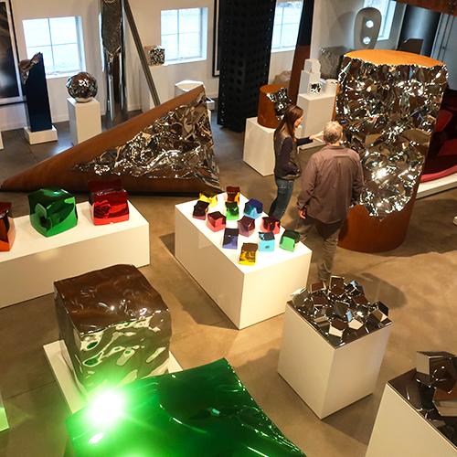 Art Studio & Gallery Visits -