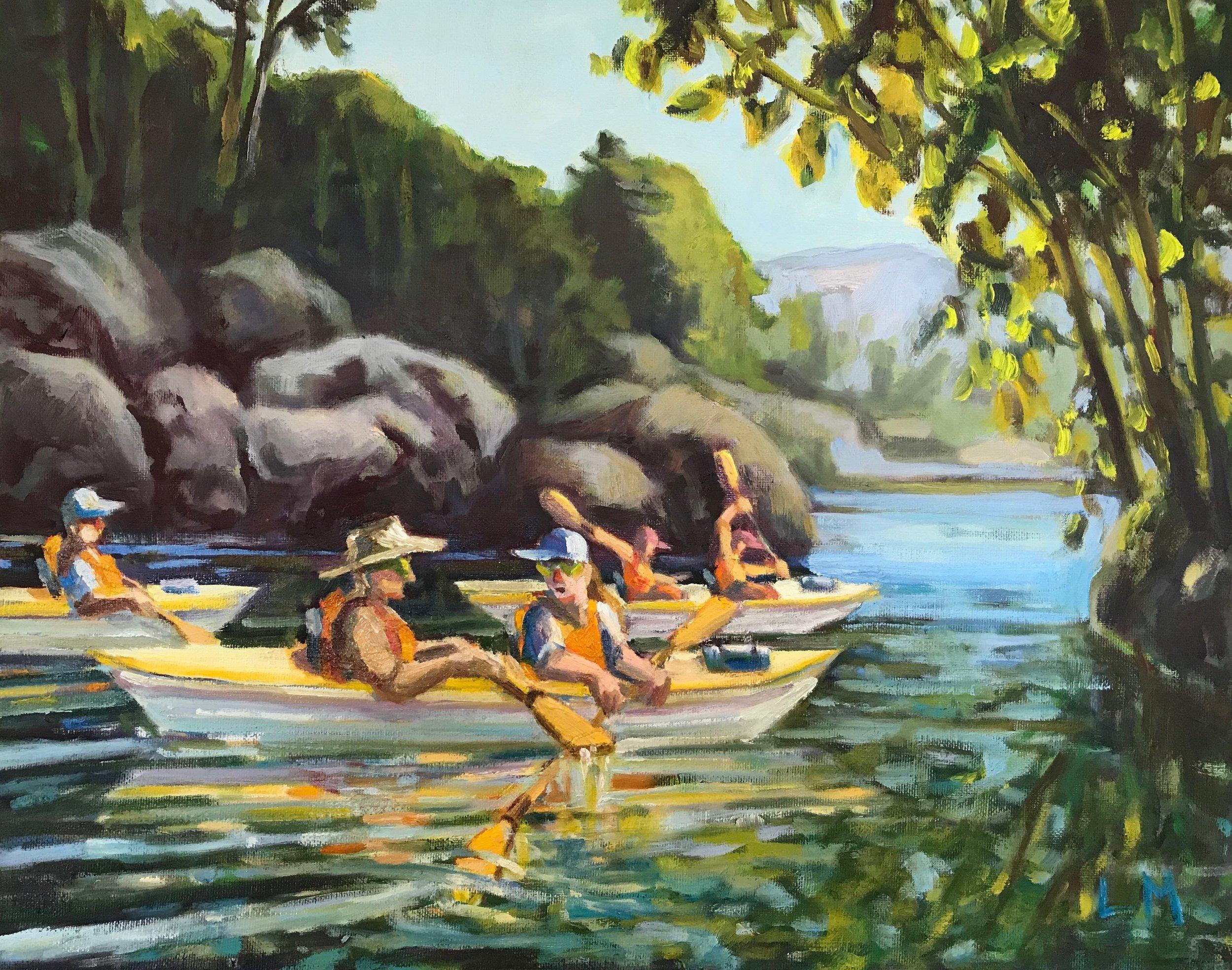 NZ kayak