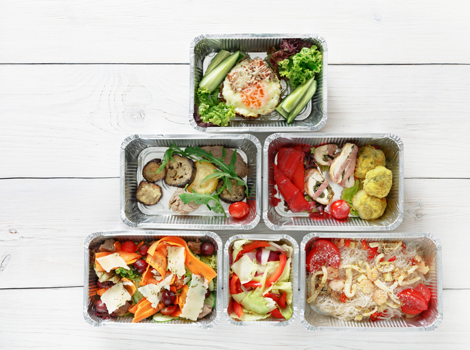Smaller, but more fequent meals