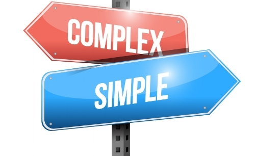 Start with the more complex exercises and then work towards the simple(r) ones.
