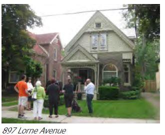 Geranium Heritage Home Tour