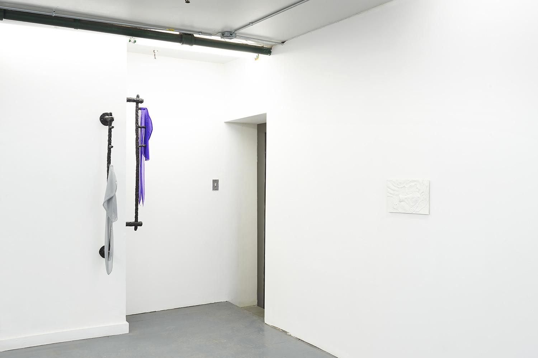 Installation View Rags & Rinds Underdonk (2016)