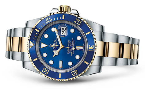 Rolex Submariner Steel & 18K Gold 116613  Retail: $13,400  Our Price $11,995   Call for additional savings: 215-922-4367