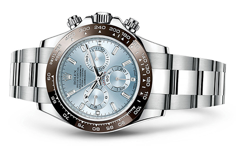 Rolex Daytona Platinum Anniversary 116506  Retail: $81,250  Our Price: $62,550   Call for additional savings: 215-922-4367