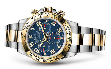 Rolex Daytona Steel & 18K Yellow 116523  Retail Price: $16,900  Our Price: $15,200   Cal for additional savings: 215-922-4367