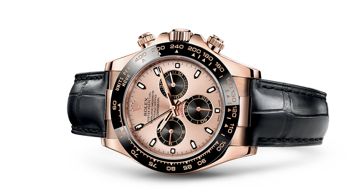 Rolex Daytona 18K Rose 116515  Retail Price: $28,800  Our Price: $24,900   Call for additional savings: 215-922-4367