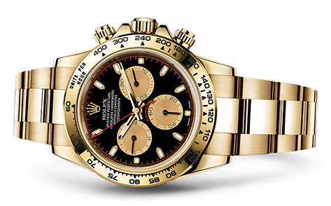 Rolex Dayton 18K Yellow 116528  Retail Price: $34,650  Our Price: $29,450   Call for additional savings: 215-922-4367