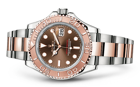 Rolex Yacht-Master 40mm Steel & 18K 116621  Retail Price: $14,050  Our Price: $11,995   Call for additional savings: 215-922-4367