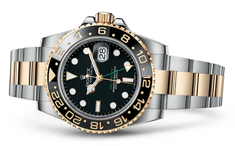 Rolex GMT Steel & 18K Yellow 40mm 116713  Retail Price: $13,000  Our Price: $12,500   Call for additional savings: 215-922-4367