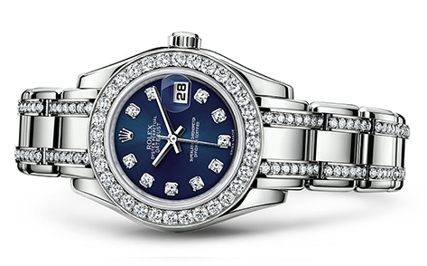Rolex Pearlmaster 29mm 18K White 80200  Retail Price: $68,900 Our Price: $55,120   Call for additional savings: 215-922-4367