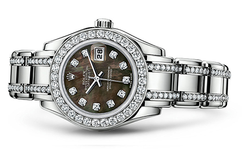 Rolex Pearlmaster 29mm 18K White 80299  Retail Price: $70,850 Our Price: $56,680   all for additional savings: 215-922-4367