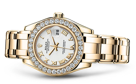 Rolex Pearlmaster 29mm 18K Yellow 80298  Retail Price: $43,500 Our Price: $ 38,000   Call for additional savings: 215-922-4367