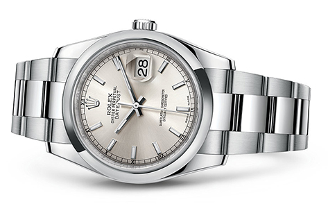 Rolex Datejust Stainless Steel 116200  Retail Price: $6,600 Our Price: $6,100   Call for additional savings: 215-922-4367