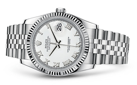Rolex Datejust 36mm Stainless & 18K 116234  Retail Price: $7,950 Our Price: $7,000   Call for additional savings:215-922-4367
