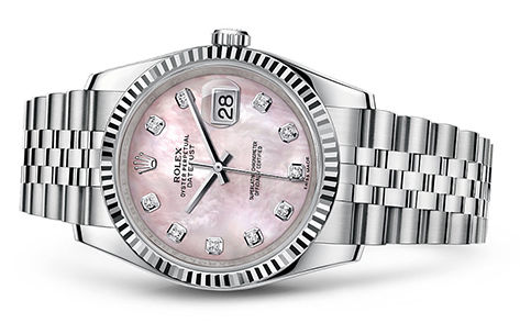 Rolex Datejust 36mm Stainless & 18K 116234  Retail Price: $12,750 Our Price: $9,595   Call for additional savings: 215-922-4367