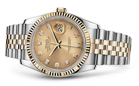 Rolex Datejust 36mm Stainless & 18KY 116233  Retail Price: $12,850 Our Price: $10,795   Call for additional savings: 215-922-4367