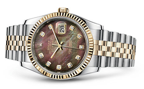 Rolex Datejust 36mm Stainless & 18KY 116233  Retail Price: $15,700 Our Price: $13,495   Call for additional savings: 215-922-4367