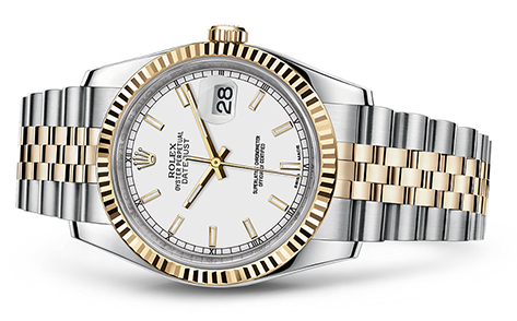 Rolex Datejust 36mm Stainless & 18KY 116233  Retail Price: $10,900 Our Price: $9,950   all for additional savings: 215-922-4367