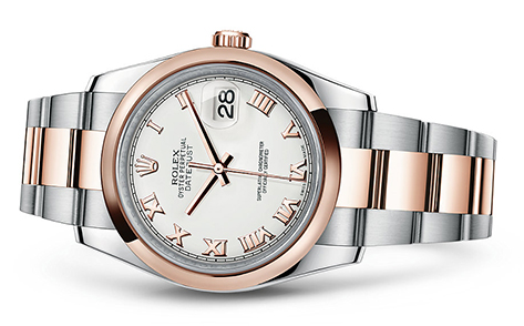 Rolex Datejust 36mm Steel & 18KR 116201  Retail Price: $10,600 Our Price: $9,500   Call for additional savings: 215-922-4367