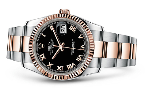 Rolex Datejust 36mm Stainless & 18KR 116231  Retail Price: $10,700 Our Price: $9,925   Call for additional savings: 215-922-4367