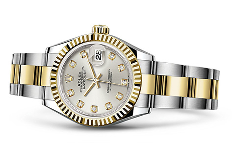 Rolex Datejust 28mm Stainless & 18K 279173  Retail Price: $10,500Our Price: $8,820   Call for additional savings: 215-922-4367