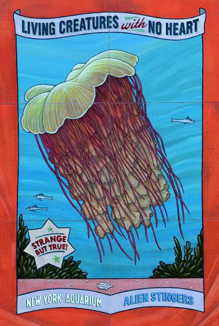 "NY Aquarium ""No Heart"""