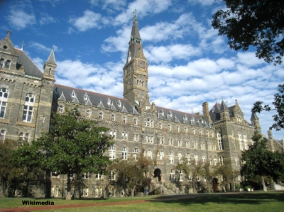 Georgetown University has traditionally been a pivotal institution in Washington's efforts to deal with challenges to democracy, and its Hacking4Defense course is keeping the university on the cutting edge of innovation